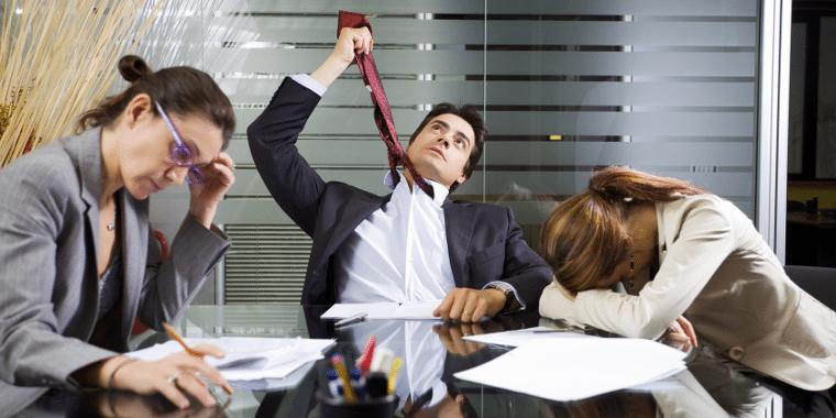 Наберитесь храбрости — проведите плохую встречу