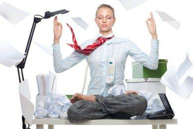 Стресс на работе -Спокойствие, только спокойствие!