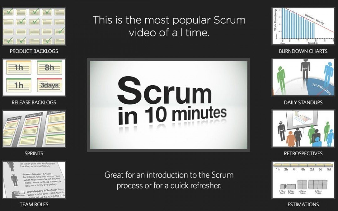 Agile Scrum in 10 min