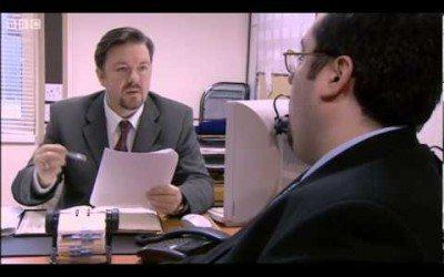 Офисный юмор: Годовая оценка — тупой начальник