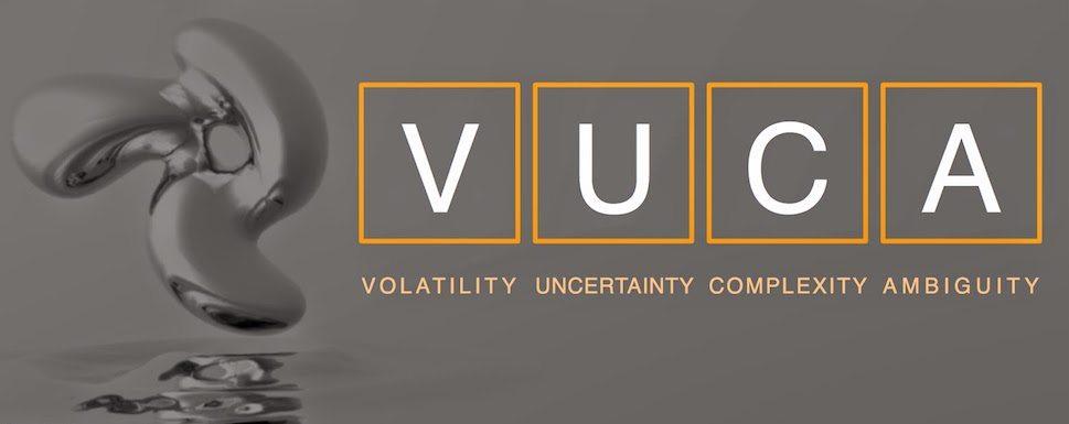 Лидерство в VUCA бизнес реальности — жизнь в ином мире