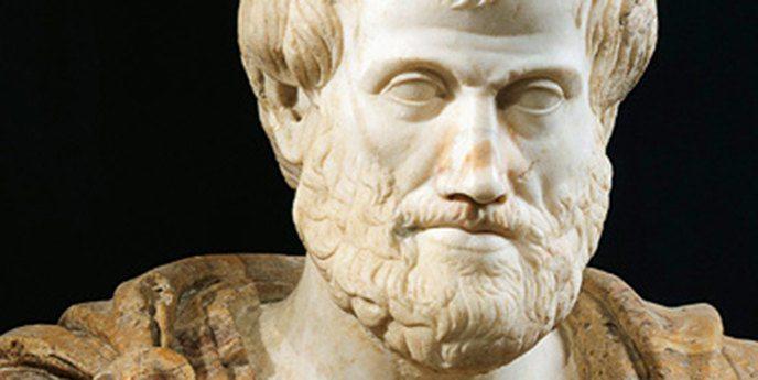 Три элемента коммуникации по Аристотелю