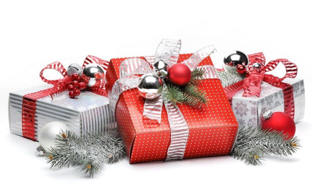 Новогодние подарки: дарить не передарить