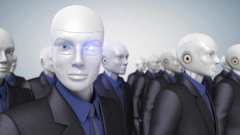 Какие работы захватят роботы?