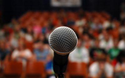 Эффективные коммуникации. Как побороть страх публичных выступлений