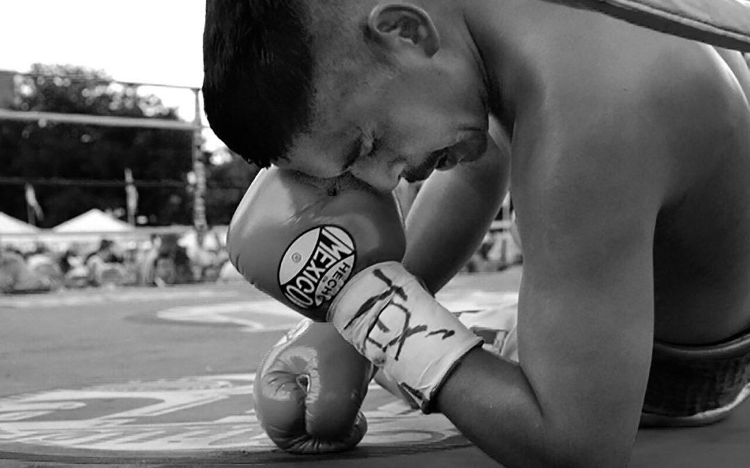 Секреты лидерства или Песня о пробитом боксере