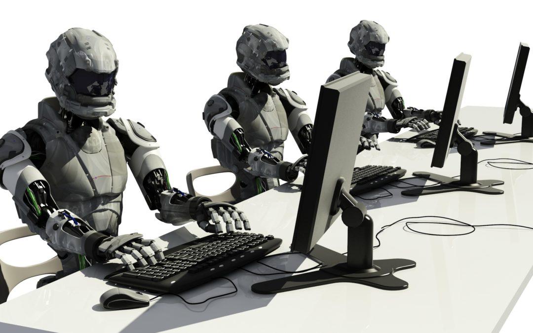 Железные люди: какие функции отдела кадров заменят роботы