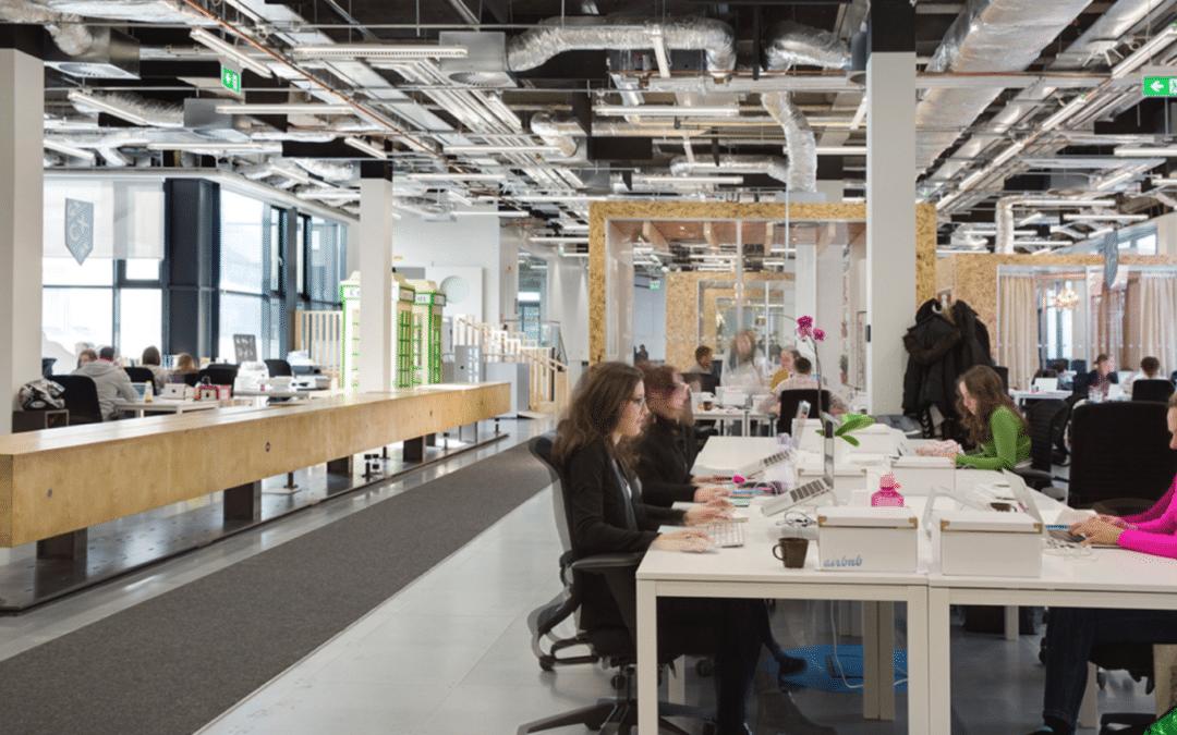 «Офис с открытой планировкой — ужасная, отвратительная, очень плохая идея»