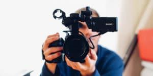пример видео резюме для работы