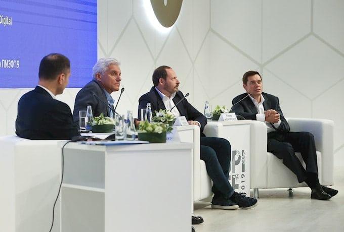Аркадий Волож, Алексей Мордашов и Олег Тиньков о том, кого возьмут в будущее