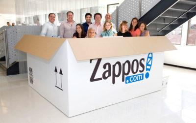 Zappos: Доставляя счастье сотрудникам